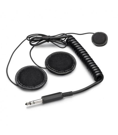 Kit radio jack pour casque intégral