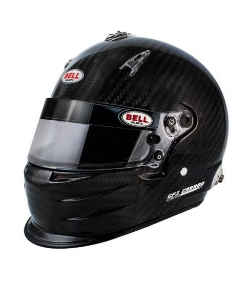 Casque de compétition Bell GP3 Sport Carbon