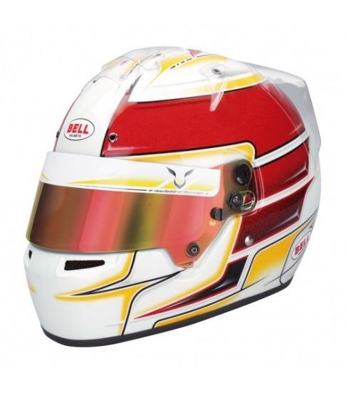 Casque de karting Bell KC7-CMR Hamilton (enfant)