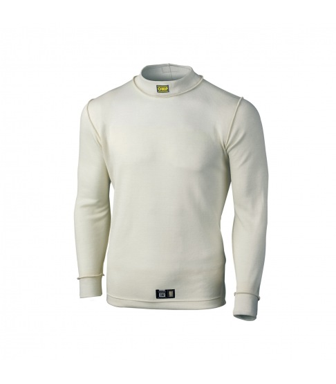T-shirt longues manches OMP FIrst FIA
