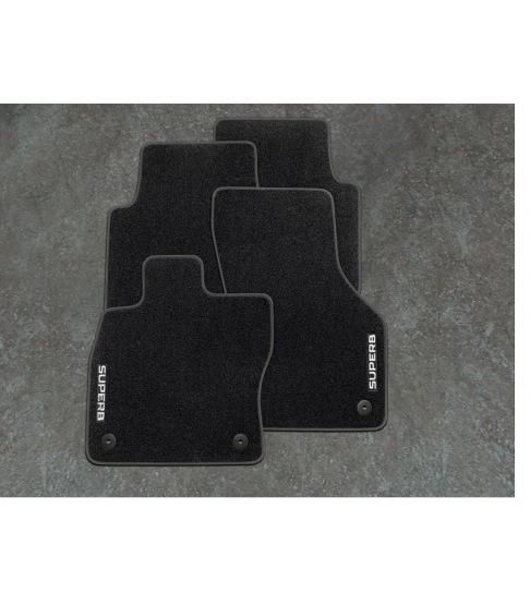 Tapis de protection en tissu pour Audi