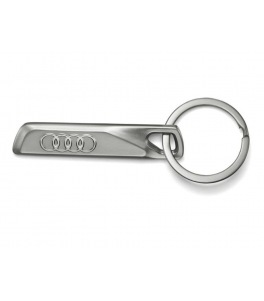 Porte-clés en métal Audi