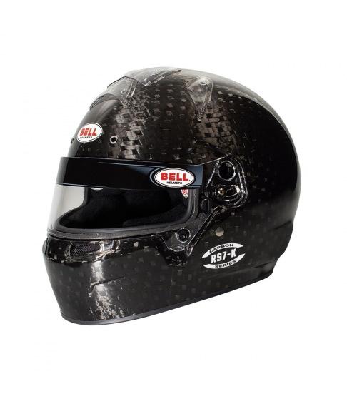 Casque intégral Bell RS7-K pour pilote de karting de compétition et loisir