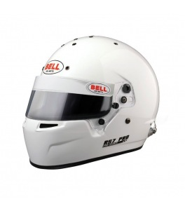 Casque intégral Bell RS7-pro Hans pour pilotes de course automobile
