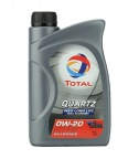 Huile pour moteur Total Quartz 0W-20