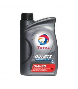 Huile pour moteur Total Quartz 5W-30 1L