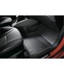 Tapis de sol en caoutchouc pour Audi