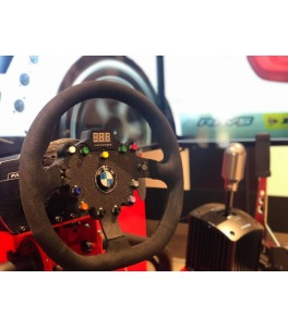 Stage de pilote débutant d'une heure sur simulateur de course automobile