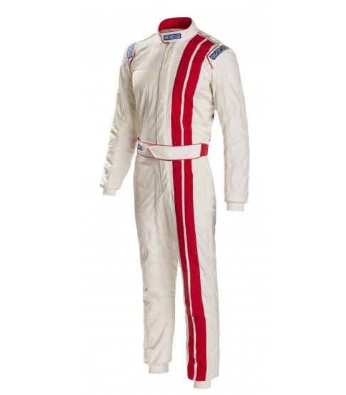 Combinaison Sparco Vintage classic homologuée FIA