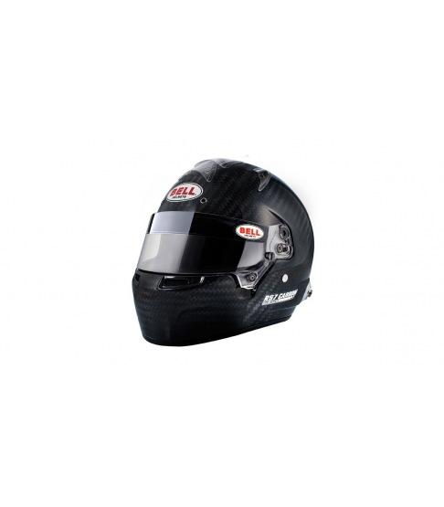 Casque intégral Bell RS7-Pro Hans Carbon homologué FIA